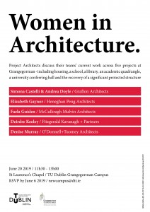 Women in Architecture Event